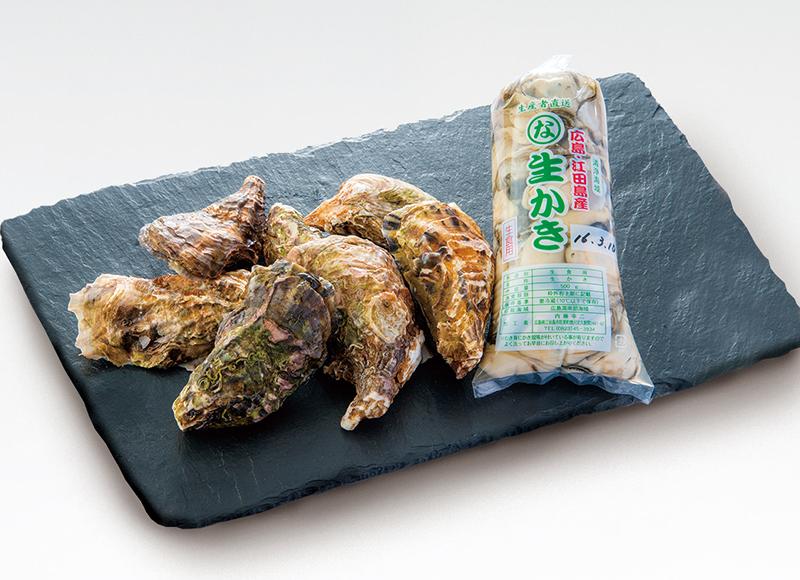 まるなの牡蠣